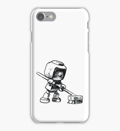 Slave-bot iPhone Case/Skin