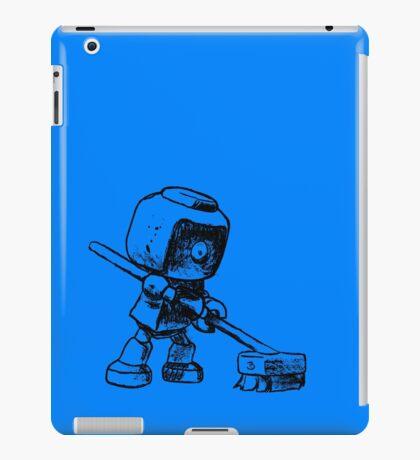 Slave-bot iPad Case/Skin