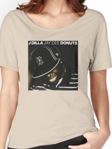 J DILLA - DONUTS Women's Relaxed Fit T-Shirt