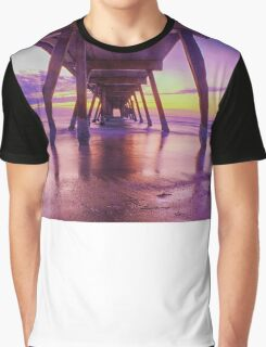 """""""Summers Early Colours"""" Graphic T-Shirt"""
