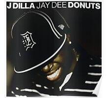 J DILLA - DONUTS Poster