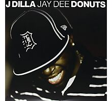 J DILLA - DONUTS Photographic Print