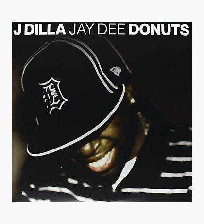 J DILLA - DONUTS Photographic Print