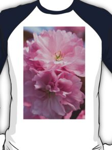 pink flowers on the trees T-Shirt