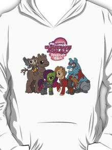 My little Guardians of the Galaxy T-Shirt