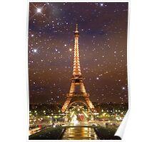 Paris (Tower) Poster