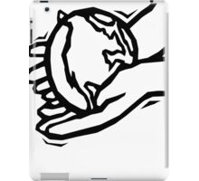 Earth In Gentle Hands iPad Case/Skin