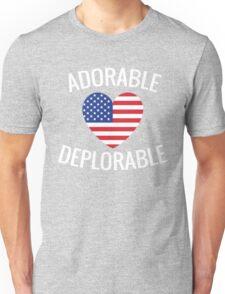 Adorable Deplorable Unisex T-Shirt