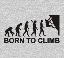 Evolution born to climbing One Piece - Long Sleeve