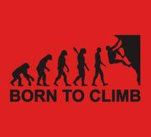Evolution born to climbing Kids Clothes