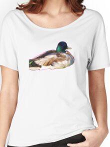 Mallard Duck Women's Relaxed Fit T-Shirt