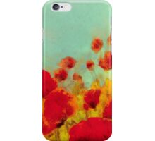 Poppy time'... iPhone Case/Skin