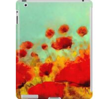 Poppy time'... iPad Case/Skin