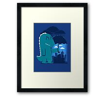 This is my city Framed Print