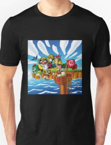 Wario - Super Mario Land 3 Unisex T-Shirt