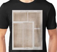0315 Meroitisch Aethiopische Inschriften No 10 14 Philae Grosser Tempel Kammer L 68 Blatt C Unisex T-Shirt