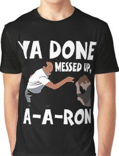 Key Peele - Substitute Teacher Graphic T-Shirt