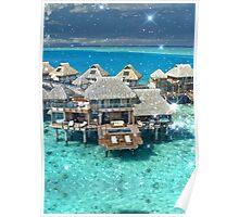 Tahiti (Island) Poster