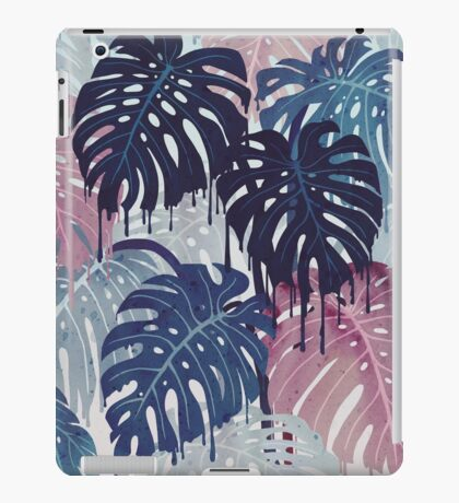 Monstera Melt iPad Case/Skin