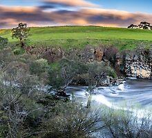 Turpins Falls by Joel Bramley