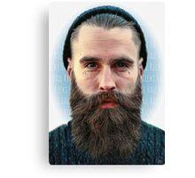 Ricki Hall Portrait Canvas Print