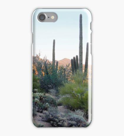 Scottsdale Sunset iPhone Case/Skin