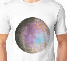 Golden Side of the Moon Unisex T-Shirt