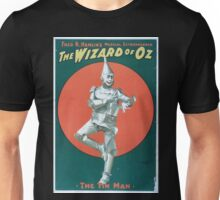 Performing Arts Posters Fred R Hamlins musical extravaganza The wizard of Oz 1401 Unisex T-Shirt