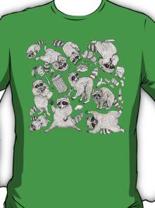 Naughty Raccoons T-Shirt