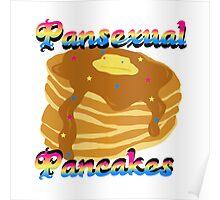 Pansexual Pancakes Poster