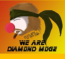 We are Diamond Mogz by tagakain