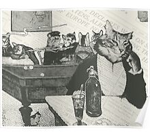 The night café Poster