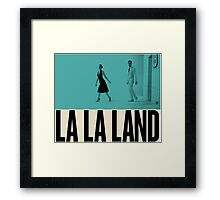 La La Land Framed Print