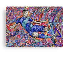 Giroud Force Canvas Print