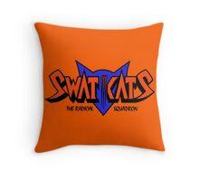 Swat Kats Throw Pillow