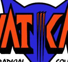 Swat Kats Sticker