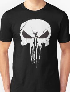 The Punisher Frank Castle Skull Unisex T-Shirt