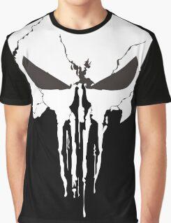 The Punisher Frank Castle Skull Graphic T-Shirt