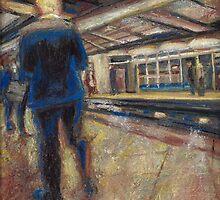 Tube Rider by Cameron Hampton