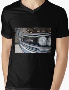 1971 KPGC10 Nissan Skyline 2000 GT-R Hakosuka Mens V-Neck T-Shirt