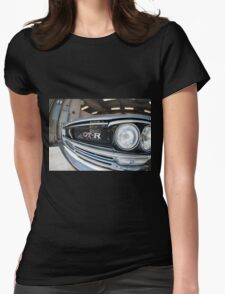 1971 KPGC10 Nissan Skyline 2000 GT-R Hakosuka Womens Fitted T-Shirt