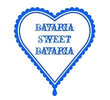 Bavaria Sweet Bavaria Photographic Print