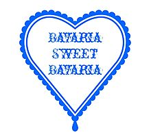 Bavaria Sweet Bavaria VRS2 Photographic Print