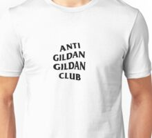 ANTI GILDAN GILDAN CLUB Unisex T-Shirt