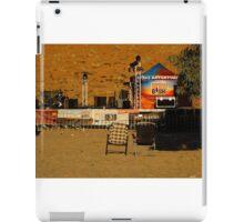 Big Red Bash iPad Case/Skin