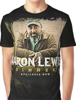 AARON LEWIS Graphic T-Shirt