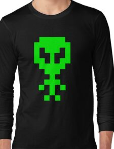 Cool alien Long Sleeve T-Shirt