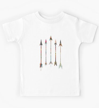 5 arrows Kids Tee