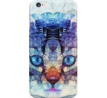 abstract kitten iPhone Case/Skin