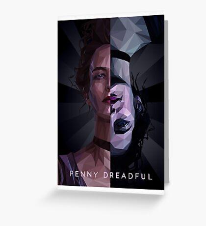 PENNY DREADFUL Greeting Card